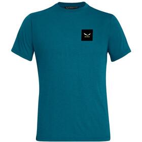 SALEWA Small Box Dri-Release T-shirt Homme, malta melange